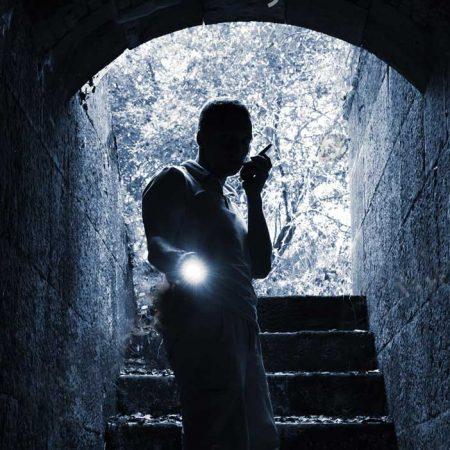 Como Investigar lo Paranormal